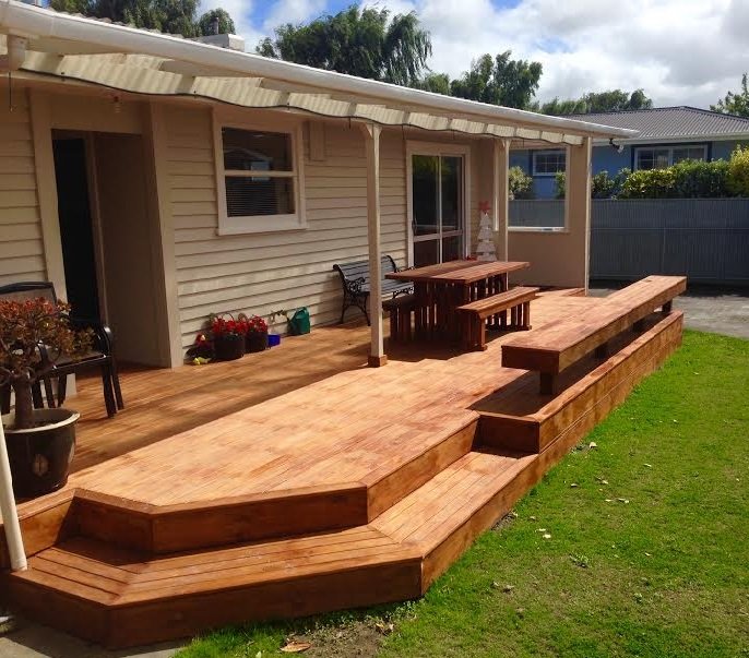 Supreme build ltd builders palmerston north how much for How do you build a deck yourself